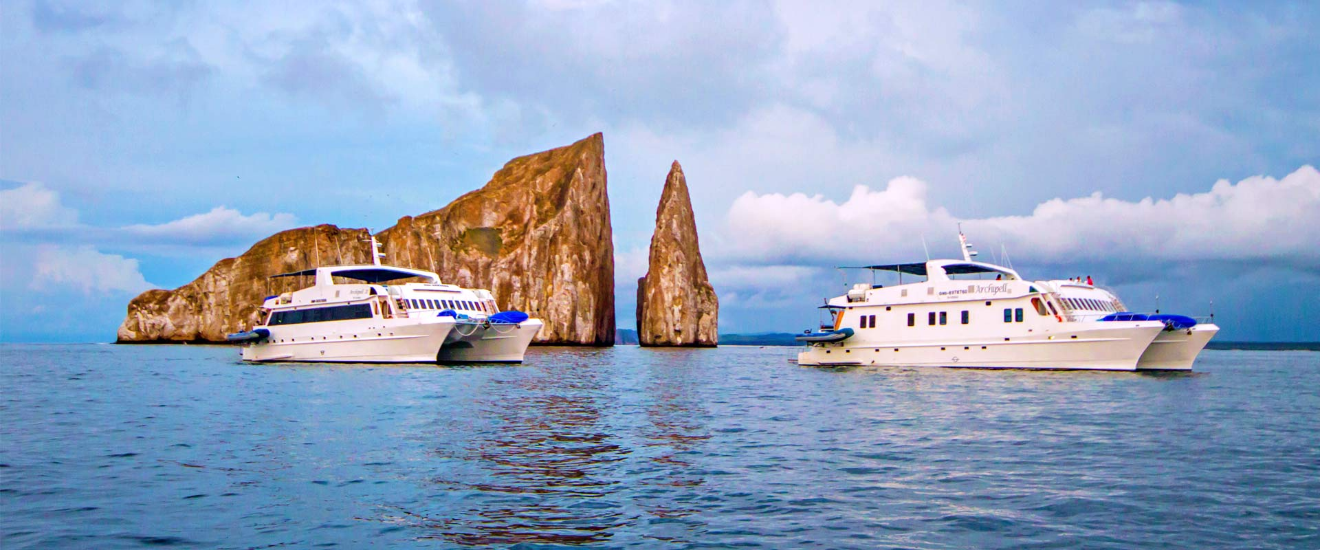 Archipell I and II exterior photo galapagos