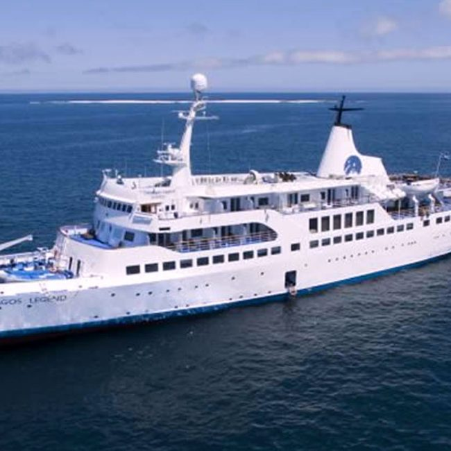 Galapagos Legend cruise photo in Galapagos islands