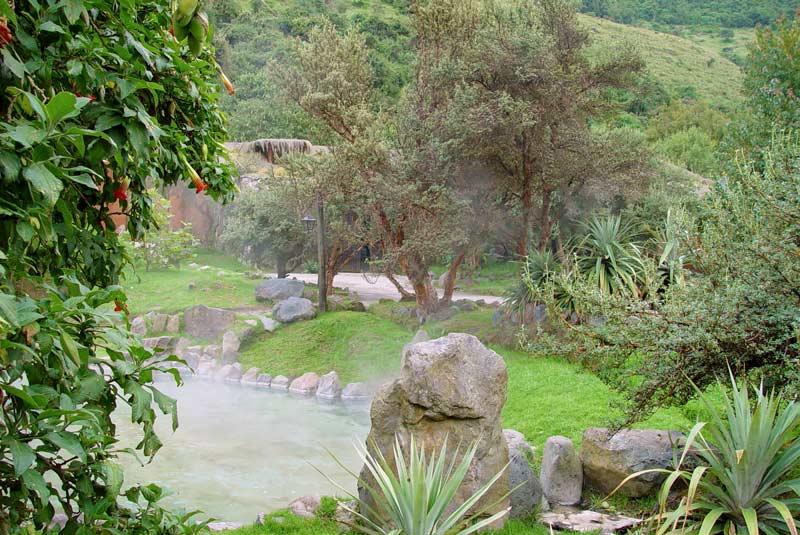 papallacta thermal waters