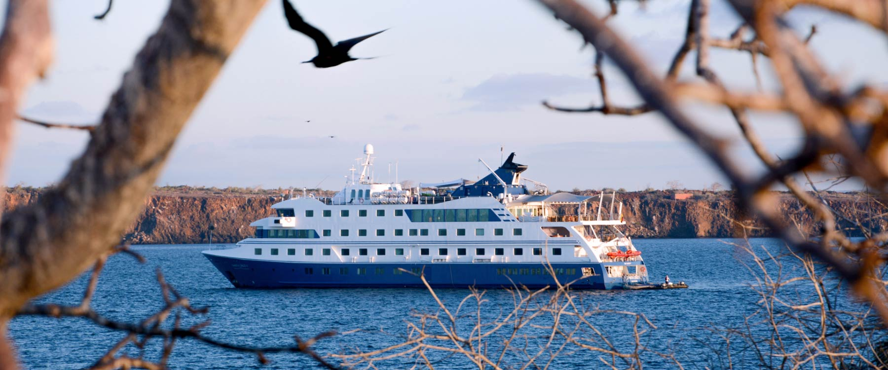Santa cruz II first class cruise galapagos travel 2019