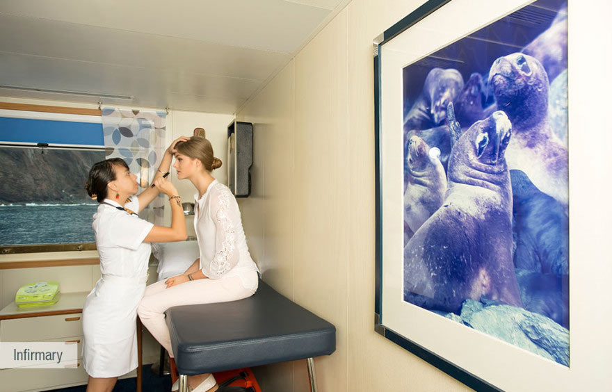 infirmary at santa cruz ii