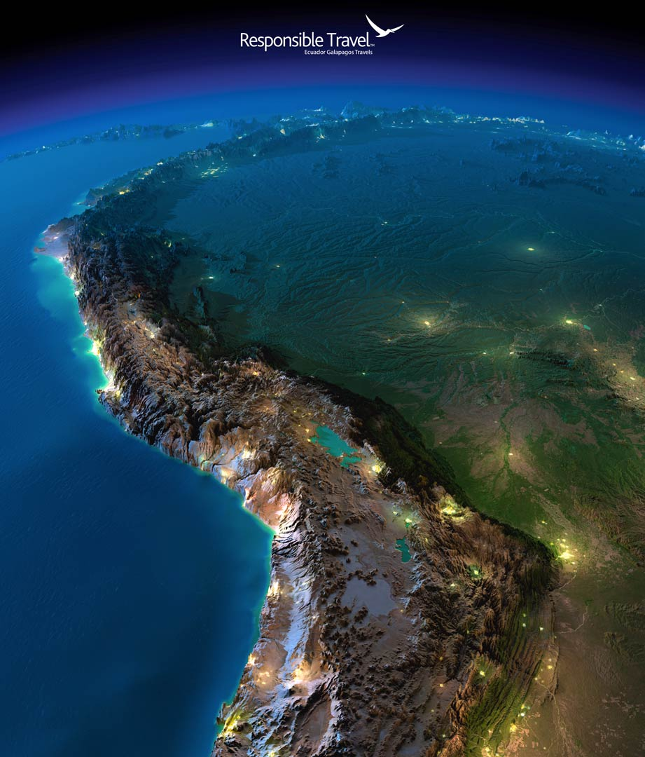south america from space tours and travels 2019